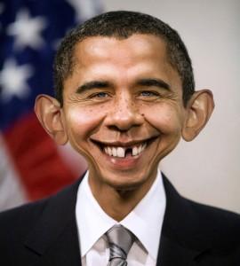 Alfred E Obama