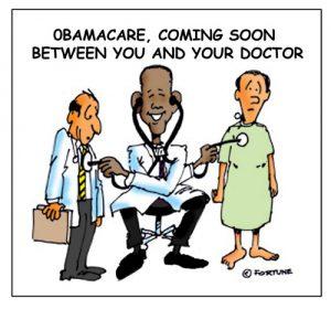ObamaCare Socialized Medicine Turd