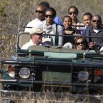 Michelle Obama's South Africa Vacation Cost Taxpayers over $500,000.00