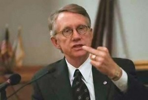 Corrupt Jackoff Harry Reid Secretly Slips Las Vegas Casino Handouts Into Immigration Reform Bill