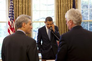 Obama Emanuel Chicagoland Solyndra Loan Restructuring Scandal