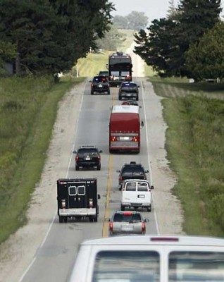 Obama's Tax-Payer-Funded Campaign Bus Tour and Entourage