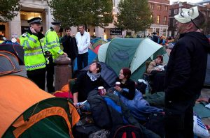 "Woman Raped in Tent at ""Occupy"" Protest In Cleveland"