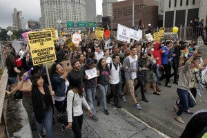 "Astroturf ""Occupy Wall Street"" Riot Protesters PAID to Cause Problems"