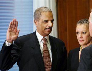 Corrupt Eric Holder