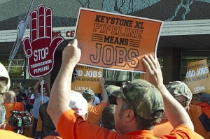 Obama Destroys Tens of Thousands of American Jobs by Rejecting Keystone XL pipeline