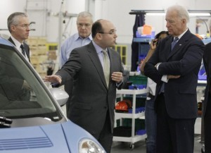 Ener1, an Obama-backed hybrid car battery company files for bankruptcy