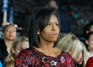 Angry Black Woman, Michelle Obama, Doesn't like Accurate Personal Descriptions
