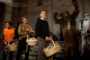Obama Administration Covering Up Details Of Lavish 2009 Haloween Party