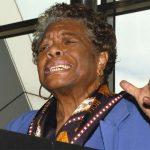 Racist African American 'Poet' Maya Angelou Falsely Plays Race Card on Republicans