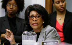 "Nut-Job Maxine Waters: Republicans Are ""Demons"" - Corrupt California Democrat Rep Belongs in Jail, Not in Congress!"