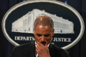 Holder Covers-Up the Original DOJ Coverup - Lies - Denies Knowledge of Fast & Furious
