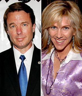 John Edwards Denies Using High-Priced Hooker - Paying With Campaign Cash