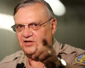"Bully Obama administration plans to sue Arizona sheriff for doing the Federal Government's job, which ""Open Borders"" Obama will not do."