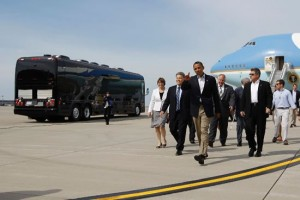 """RNC Seeks Probe into Obama's """"Misuse"""" of Government Funds on Reelection Campaign Travel"""