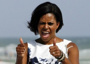 Michelle Obama's Lavish Spanish Beach Getaway Cost Taxpayers $500,000