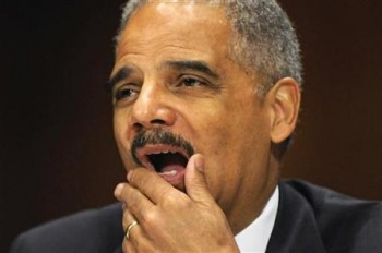 Holder Contempt of Congress Resolution Approved - Despite Obama's False Claim of Executive Privilege