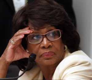 House Ethics Committee To Restart Congressional Ethics Probe of Rep. Maxine Waters