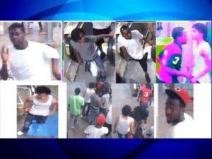 Mob of Black Teens Viciously Beat & Rob Man on Chicago Subway