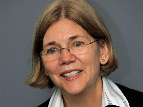Elizabeth Warren Claims to be 1st Woman Since 1895 to take NJ Bar Exam While Nursing
