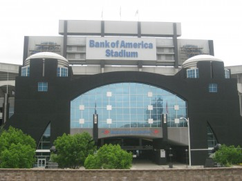"Democrats Hide From Corporate Coziness - To Refer to ""Bank of America stadium"" as ""Panthers Stadium"""