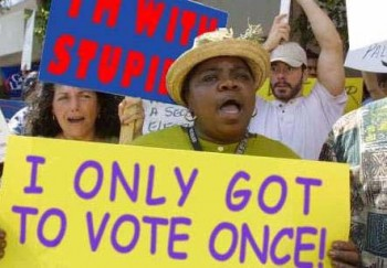 Probe Needed as Democrats Ready 2012 Voter Fraud - Dead People, Children, Pets Registered to Vote