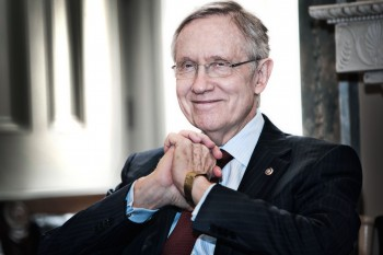 Senate Majority Leader Harry Reid Apparently Used Shady / Illegal Tactics to Get Rich