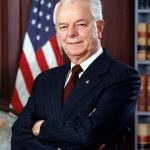 Robert Byrd was a Democrat senator and KKK Member