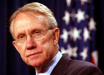Despicable Hack Harry Reid Claims Romney Paid No Taxes For Decade