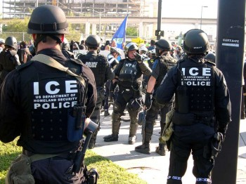 Obama and the Democrat's Open Borders Policy: U.S. Immigration and Customs Enforcement Agent Faces Suspension For Doing Job