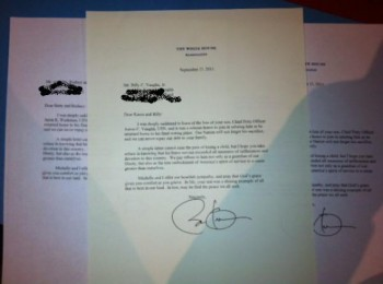 Obama Too Busy Campaigning to Sign 30 Navy Seal Death Notification Letters - Uses Form Letter & Auto Pen Signatures