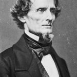 Jefferson Davis was a pro-slavery Democrat U.S. Senator and provisional President of the Confederate States.