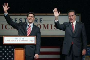 Romney Ryan 2012 - Mitt Romney Picks Paul Ryan for VP