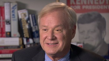 "Authorities Investigate MSNBC Producer Assault of Chris ""chill up my leg"" Matthews' Hecklers"