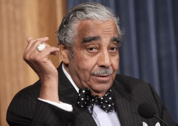 Brain-Dead & Ultra Corrupt Tax Cheat Charlie Rangel Accuses Romney of Not Paying Fair Share