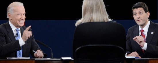 Disrespectful Bully Biden Smirks, Laughs, Interrupts Way to Liberal Hearts