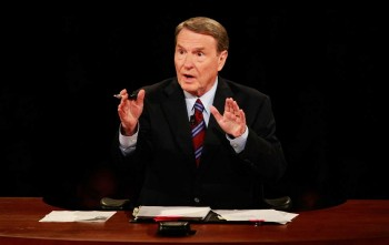 Jim Lehrer Thinks Debate Moderation was 'Successful' and 'Effective' - Millions Disagree