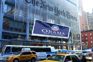 "Even Foreign Countries Correctly View The New York Times as Obama's ""Propaganda Tool"""