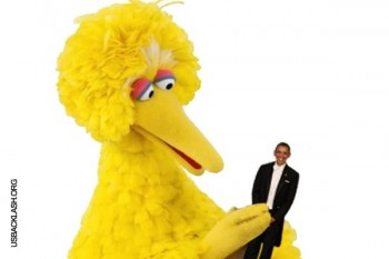 Out of Touch Obama Admin Stuck on Big Bird & Elmo - Forgets Own Libya, Economy Failures