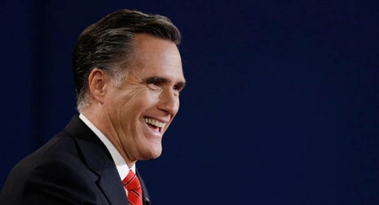 Romney During 1st Presidential Debate: Says 'This is Fun!'