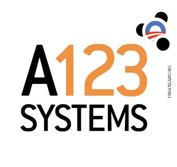 Obama Pet Green Energy Company A123 Goes Bankrupt After Receiving $535 Million DOE Loan
