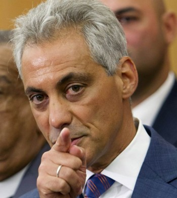 Rahm's Chicago War Zone:  6 People Killed Over Weekend - Already Matches 2011 Murder Total
