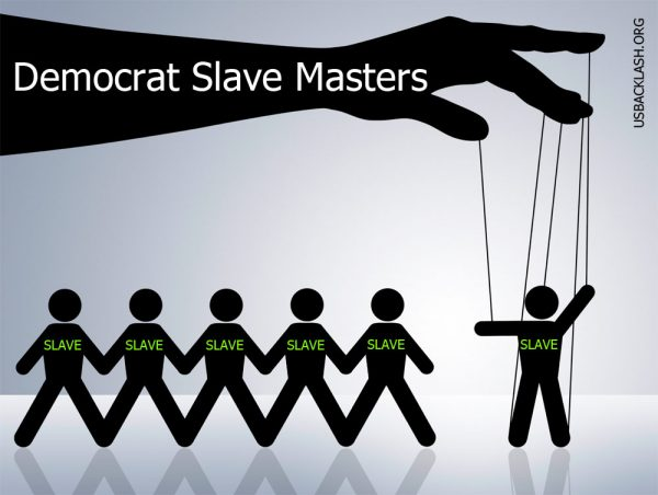 Clueless Blacks Re-Elect Their Democrat Slave Masters Back into Power - For Free Handouts
