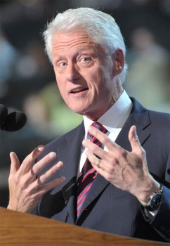 Impeached Womanizer & Accused of Rape: Bill Clinton Says Obama Made Military Less Racist, Less Sexist, and Less Homophobic