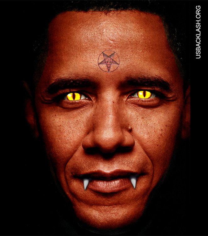 Obama the Antichrist! - Obama is the most evil and corrupt president in US History.