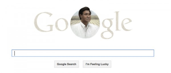 Google Obeys Master Obama - Honors Cesar Chavez on Easter Instead of Jesus