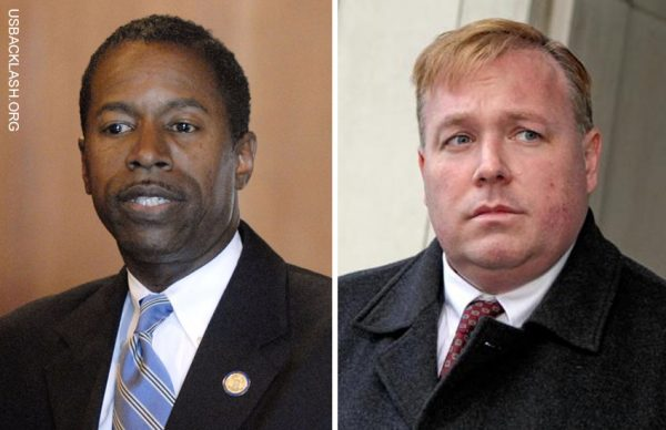 NY 'Bribery Plot' to Rig Mayor Race Brings Down Corrupt State Sen. Malcolm Smith, City Councilman Halloran