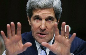 John Kerry Says Getting to Bottom of Obama's Benghazi Cover-Up Unimportant
