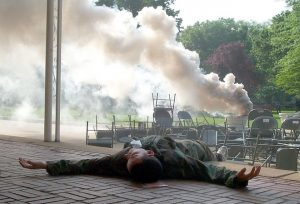 Weak on Terror: Obama's Red Line on Syria Chemical Weapons Morphs Into Flimsy Hollow Threats