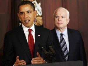 McCain, Schwarzenegger, Villaraigosa - 3 Nutless Pussies Pushing Immediate Immigration Reform Without Securing Border